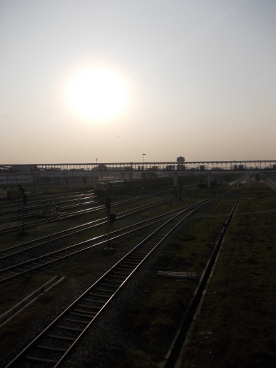 Startbahnhof Siliguri